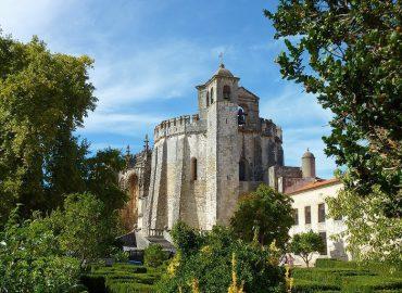 Il convento-fortezza di Tomar