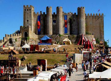 Il castello di Obidos