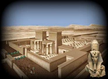 Akhetaton: «lo splendore di Aton»