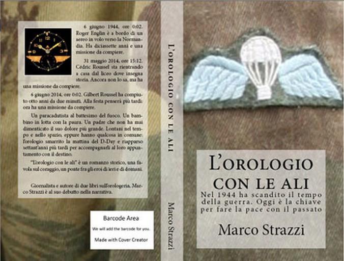 L'orologio con le ali – Marco Strazzi