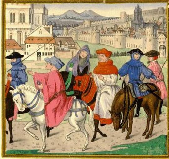 Le vie dei pellegrinaggi nel Medioevo