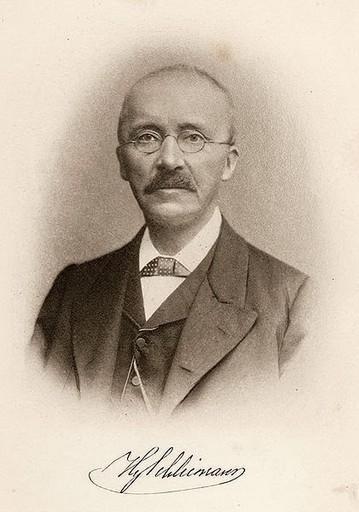 Heinrich Schliemann, l'uomo che inseguì i suoi sogni…