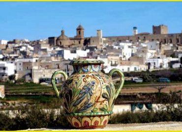 Grottaglie: la città delle grotte e della ceramica