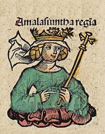 Amalasunta: la regina degli Ostrogoti