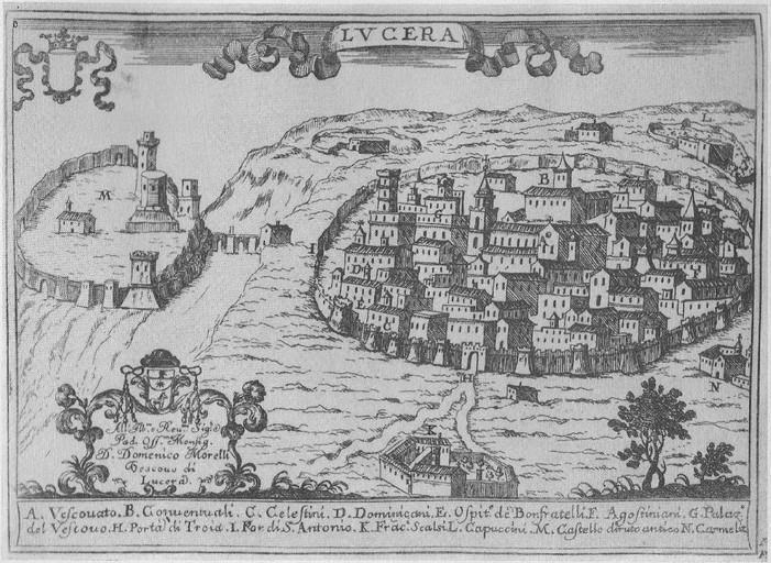 L'Islam e Lucera nel XIII secolo
