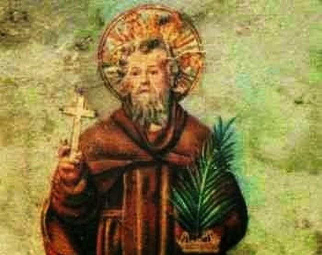 San Ciro: medico, eremita e martire