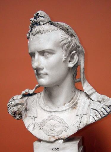Gaio Cesare Caligola: l'imperatore eccentrico