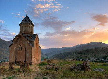 Viaggio in Armenia attraverso miti e leggende – Anush Gasparyan