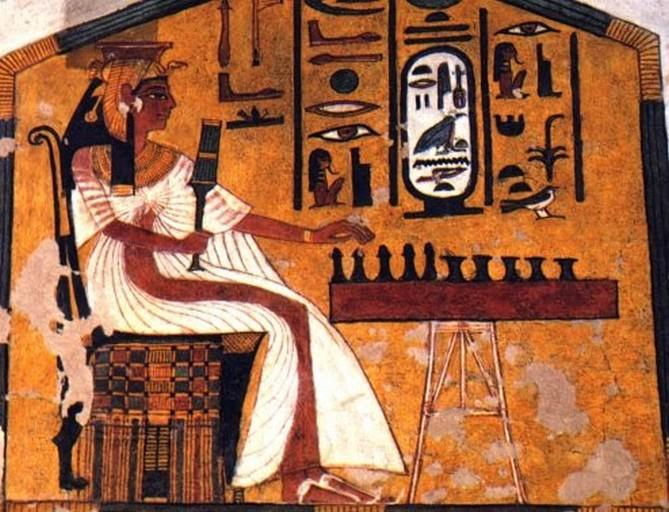 Nefertari Meretenmut: «la bellissima amata da Mut»
