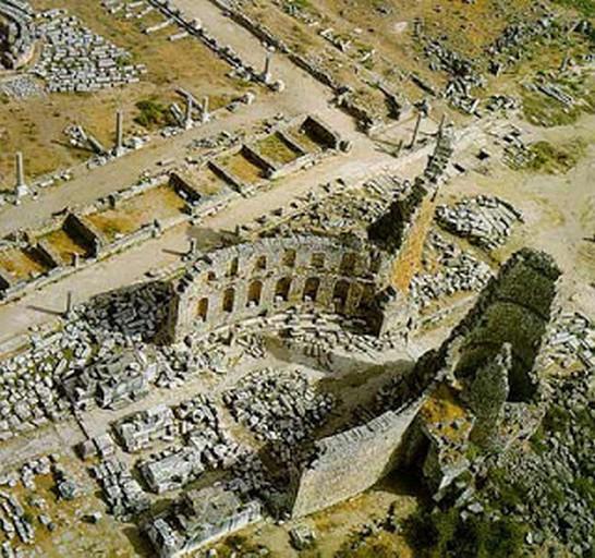La Siria protobizantina: gli antichi fasti di una terra dimenticata