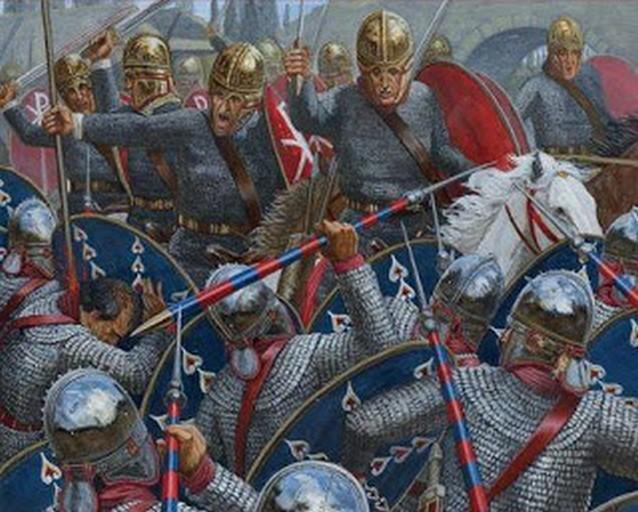 La battaglia di Verona (312 d.C.)