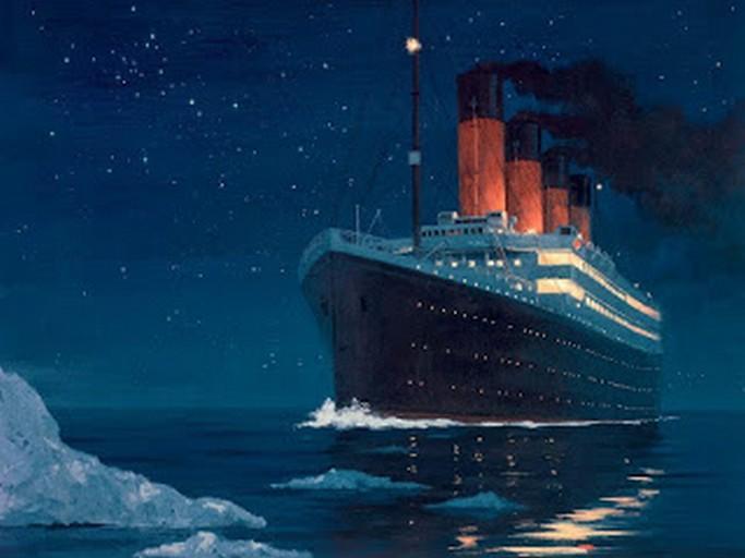 Gli animali del Titanic