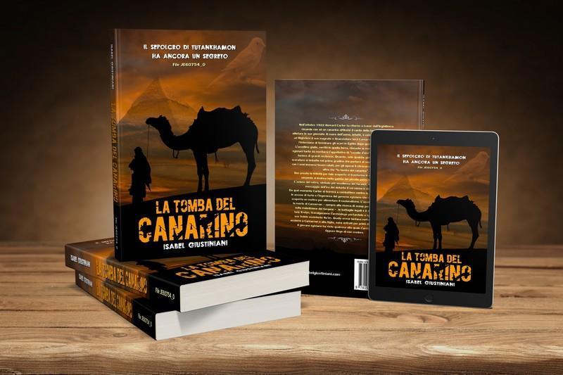 La storia di Howard Carter e del sepolcro di Tutankhamon raccontata nel nuovo romanzo di Isabel Giustiniani