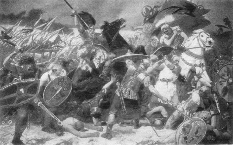 La battaglia dei Salici (377 d.C.)
