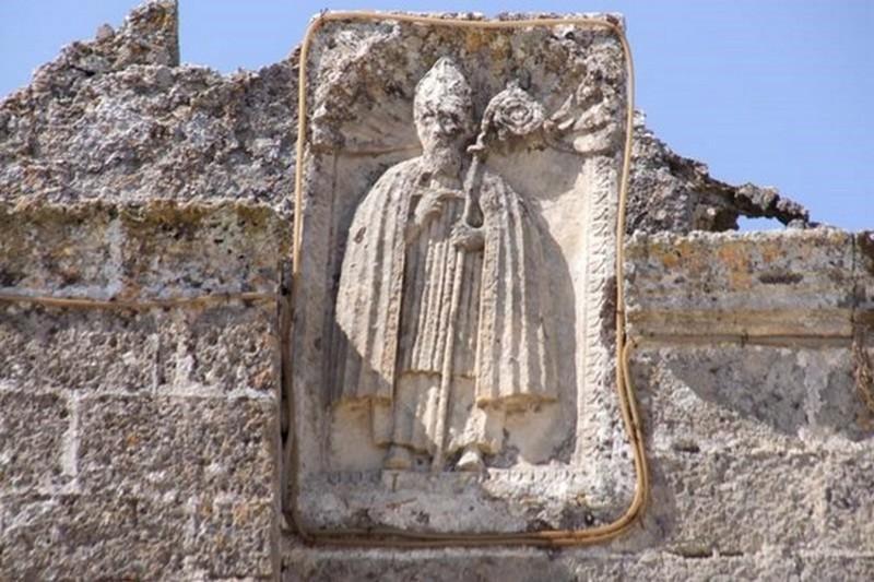 Sul culto del santo Anastasio papa in Turturano