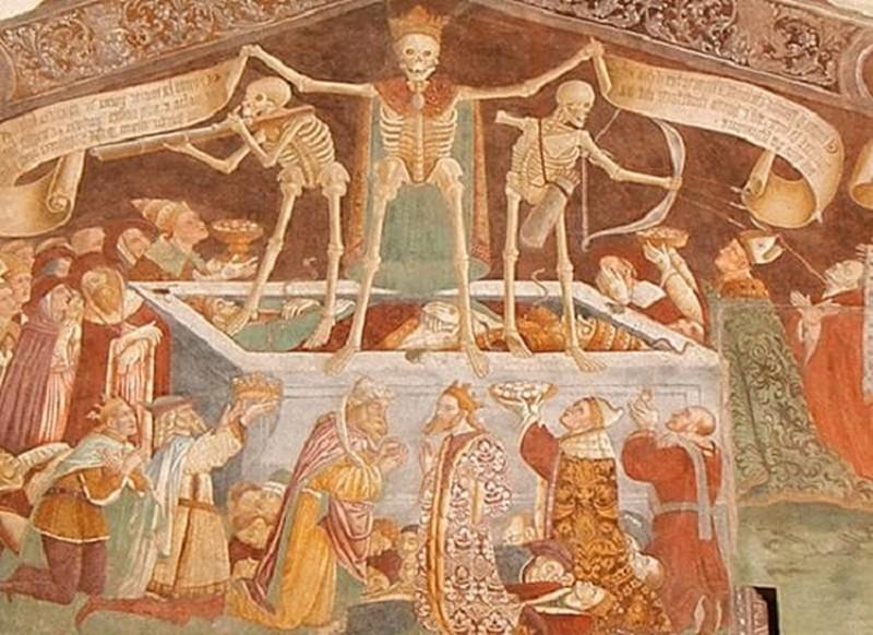 A.d. 1347. Cronache di un medico
