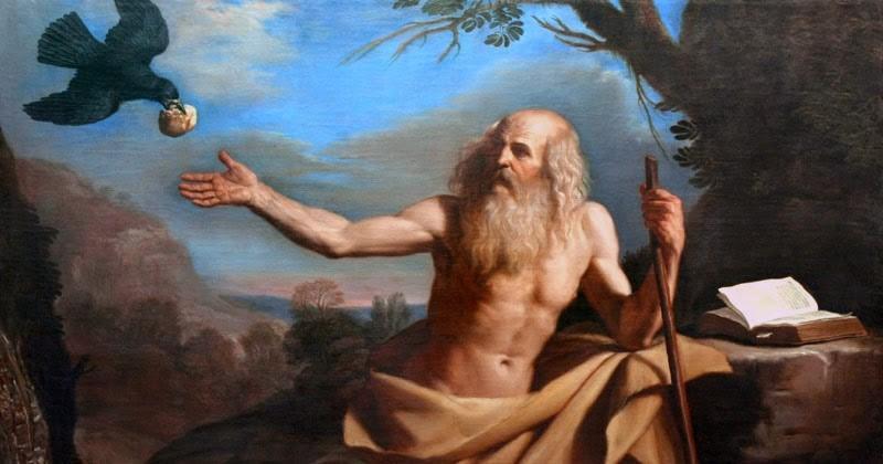 Paolo di Tebe: il Santo denominato Paolo il Primo Eremita