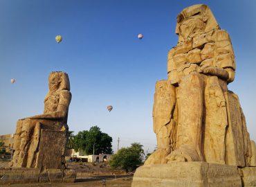 I Colossi di Memnone