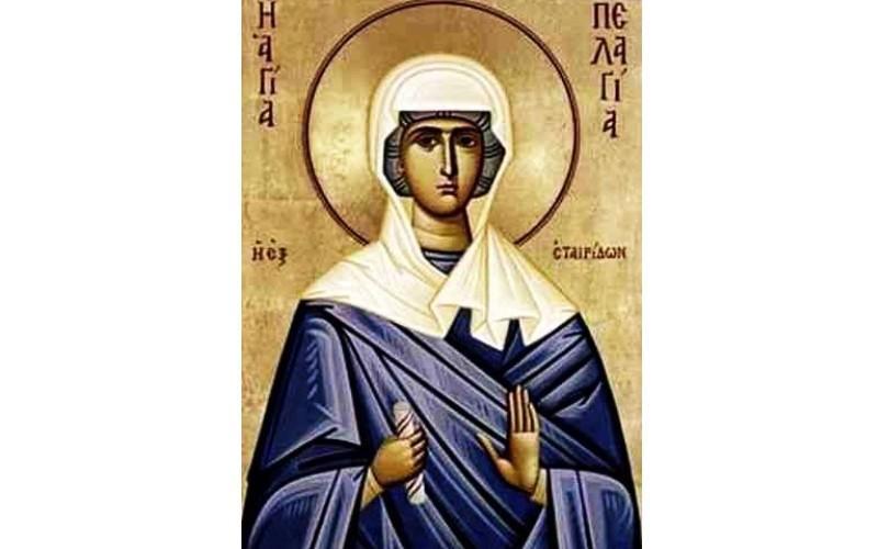 Taide (Thais): la Santa nata e vissuta ad Alessandria d'Egitto
