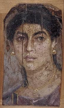 Ritratto del Fayyum
