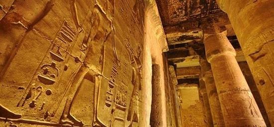 Tempio di Sety ad Abydos