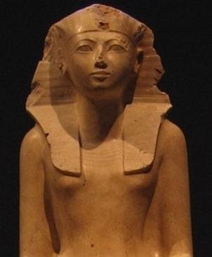 Busto di Hatshepsut