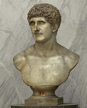 Busto di Marco Antonio