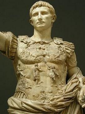 Busto di Ottaviano Augusto