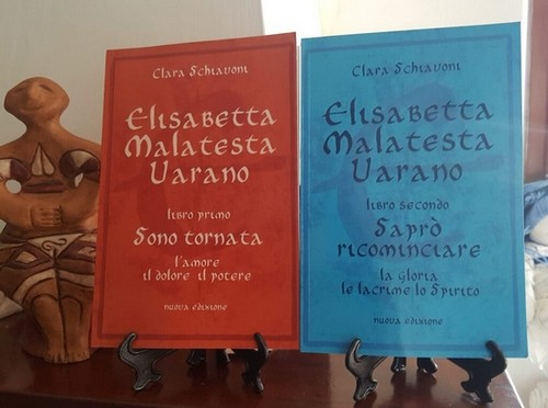 Elisabetta Malatesta Varano. Libro primo e secondo